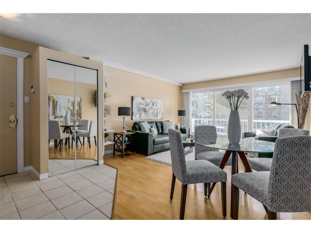#201 126 24 AV SW - Mission Lowrise Apartment for sale, 2 Bedrooms (C4002045) #5