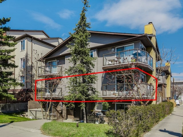 #B 1802 11 AV SW - Sunalta Lowrise Apartment for sale, 2 Bedrooms (C4005493) #2