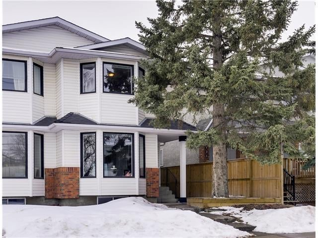 #1 2119 34 AV SW - Altadore Row House for sale, 3 Bedrooms (C4099030) #1
