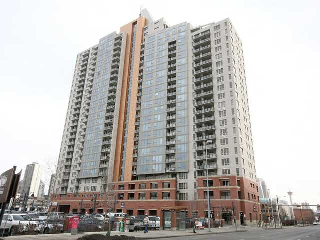 # 712 1053 10 St Sw - Beltline Apartment High Rise for sale, 1 Bedroom (C3546461) #1