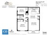 #201 126 24 AV SW - Mission Lowrise Apartment for sale, 2 Bedrooms (C4002045) #3